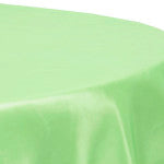 Mint Color Tablecloth