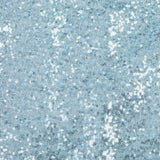 10 yards GLITZ Sequins Fabric Bolt - Baby Blue