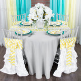 "Sheer Voile 14ft H x 118"" W drape/backdrop - Turquoise"