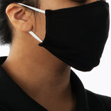 Cloth Face Mask (2 pcs/pk) - Black
