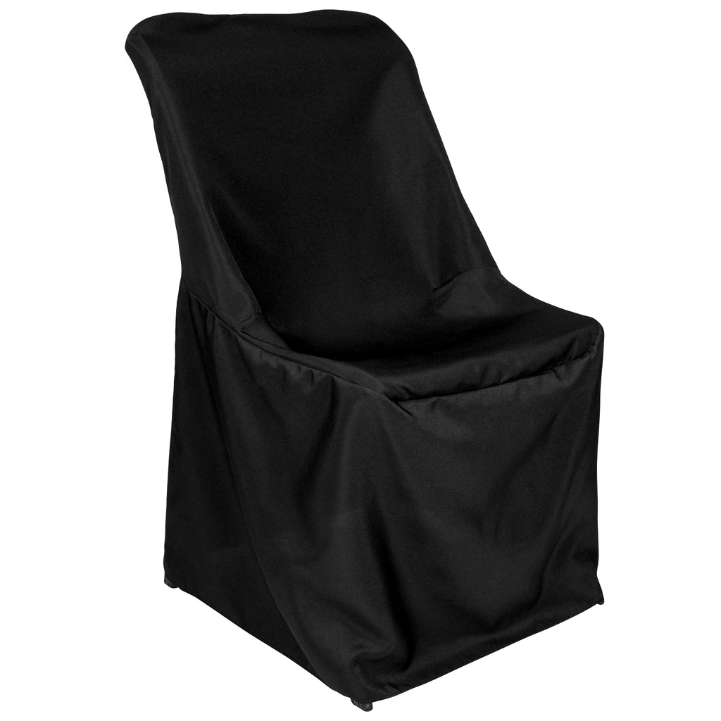 Contemporary LIFETIME folding chair Cover - Black