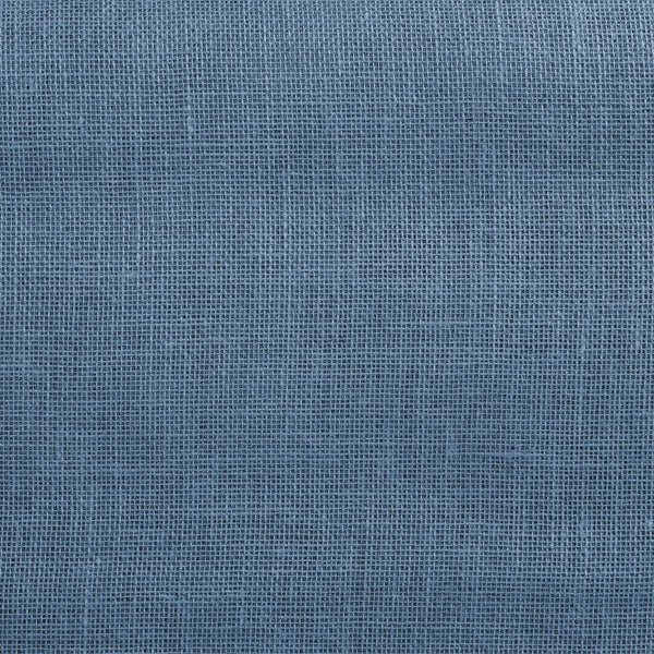 Faux Burlap Fabric Roll 10 Yards Navy Blue Cv Linens