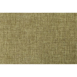 "Faux Burlap Table Overlay Topper/Tablecloth 85""x85"" Square - Natural Tan"