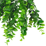 Faux Eucalyptus Short Greenery Bush Bundle