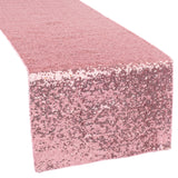 Glitz Sequin Table Runner - Pink