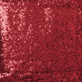 10 yards GLITZ Sequins Fabric Bolt - Apple Red