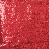10 yards GLITZ Sequins Fabric Bolt - Red