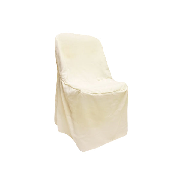 Awesome Lifetime Folding Chair Cover Ivory Gmtry Best Dining Table And Chair Ideas Images Gmtryco