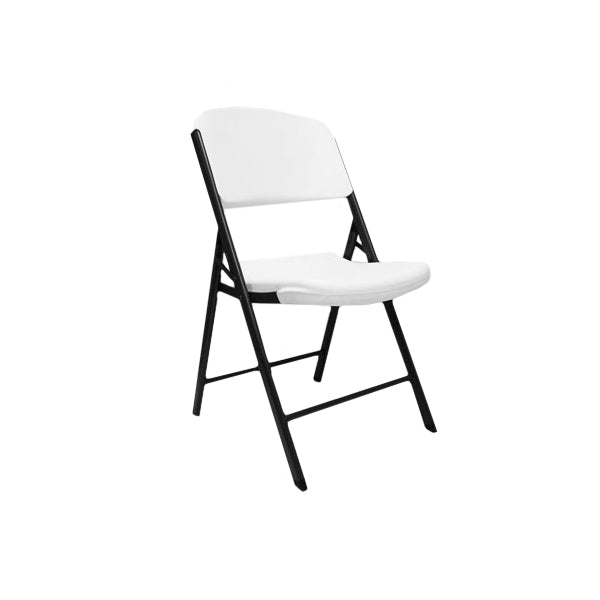 Brilliant Lifetime Folding Chair Cover Light Ivory Off White Gmtry Best Dining Table And Chair Ideas Images Gmtryco