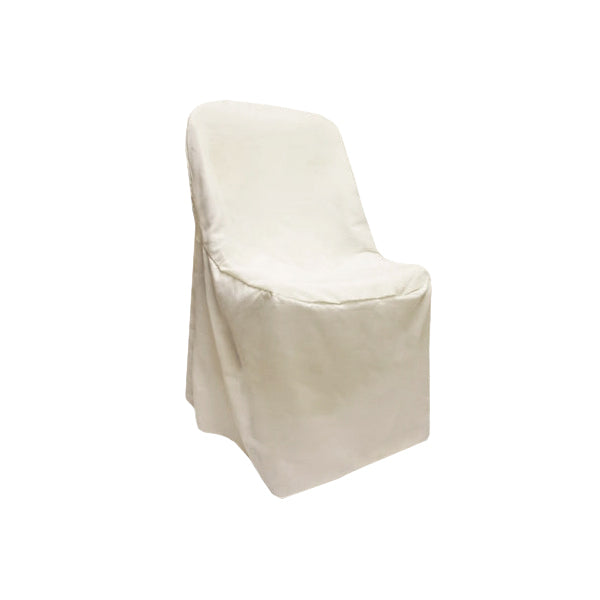Enjoyable Lifetime Folding Chair Cover Light Ivory Off White Bralicious Painted Fabric Chair Ideas Braliciousco
