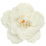 Large Foam Wedding Flower Wall Backdrop Decor 30 cm - Ivory