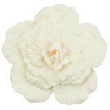 Large Foam Wedding Flower Wall backdrop decor 40 cm - Ivory