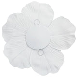 Large Foam Wedding Flower Wall backdrop decor 40 cm - White