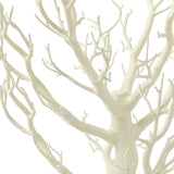 "Manzanita Centerpiece Wedding Tree 30"" - Ivory"