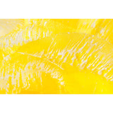 Oversize Rose Flower Decor - Yellow