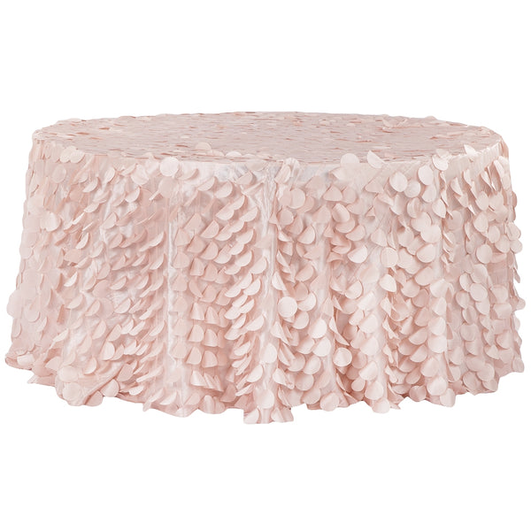 Blush Watercolor Cotton Sateen Circle Tablecloth by Spoonflower Ikat Diamonds Blush by Ikat Round Tablecloth
