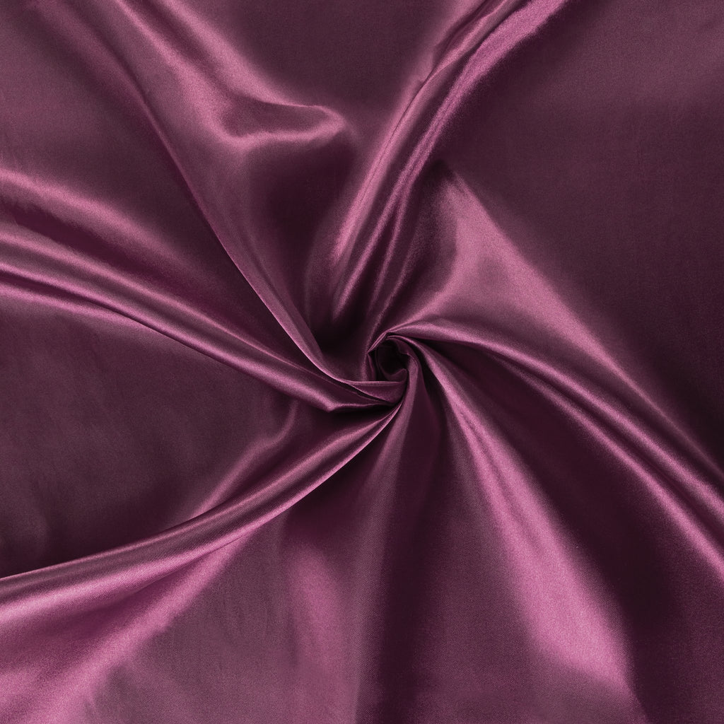 40 yds Satin Fabric Roll - Sangria