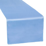 Satin Table Runner - Cornflower/Serenity