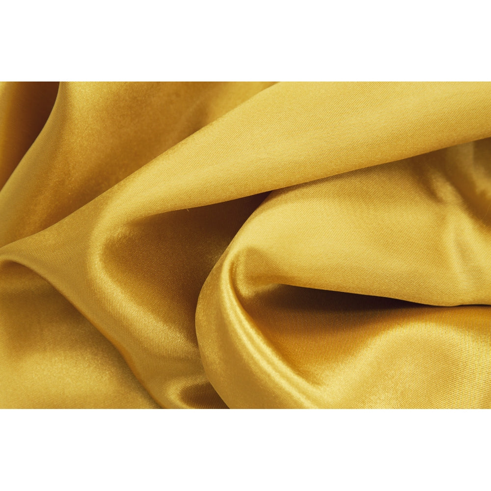 40 yds Satin Fabric Roll - Bright Gold