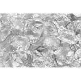 Silk Flower Rose Petals (500 pcs) - Silver