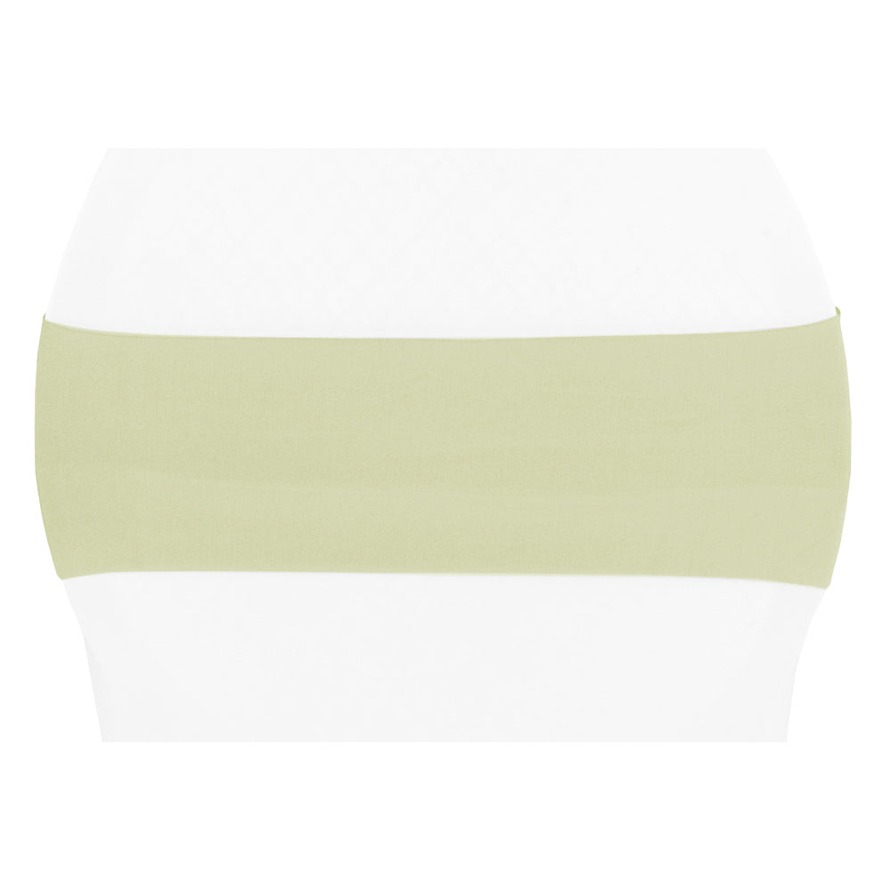 Spandex Chair Band - Sage Green