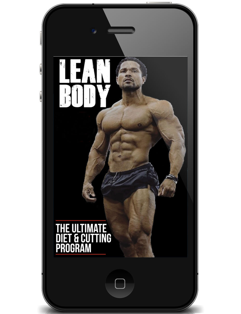 LEAN BODY- The ultimate diet and cutting program