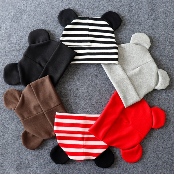 Baby Bear Beanies - Statement Outfit