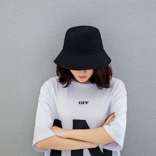 Buckies - Plain Bucket Hats - Statement Outfit