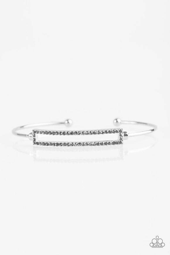 Money In The Bank - Silver Paparazzi Bracelet - Carolina Bling Boss