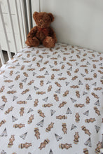 Load image into Gallery viewer, TEPEE COT FITTED SHEET / FLANNELETTE