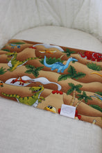 Load image into Gallery viewer, STONEAGE BASSINET SPILL PILLOWS AND TAN FITTED SHEET / COTTON