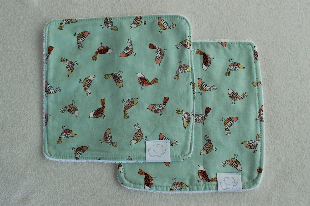 SPARROW WASH CLOTHS