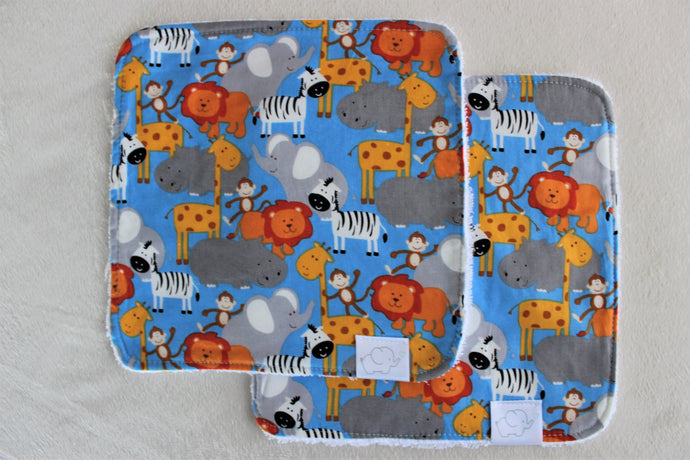 SAFARI WASH CLOTHS
