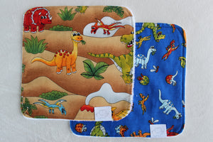 STONEAGE & FOSSIL WASH CLOTHS