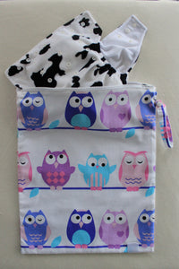 HOOT LAUNDRY BAG