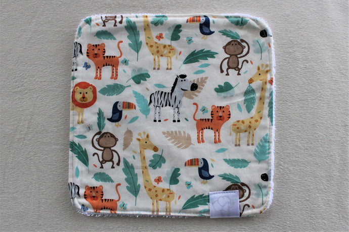 JUNGLE WASH CLOTH on sale