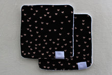 Load image into Gallery viewer, wash cloths - baby products handmade in New Zealand by Little Peanut