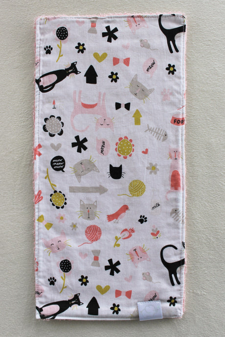 MEOW BURPING CLOTH