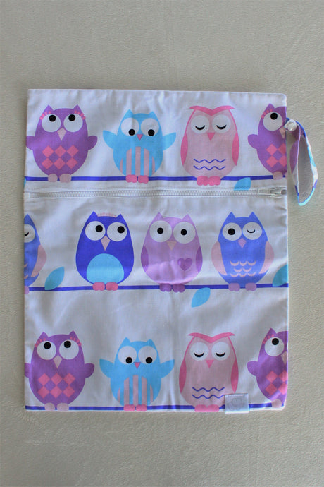 HOOT LAUNDRY BAG on sale