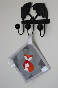 FOX MINI CUDDLY / FLANNELETTE on sale
