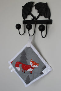 FOX MINI CUDDLY / FLANNELETTE