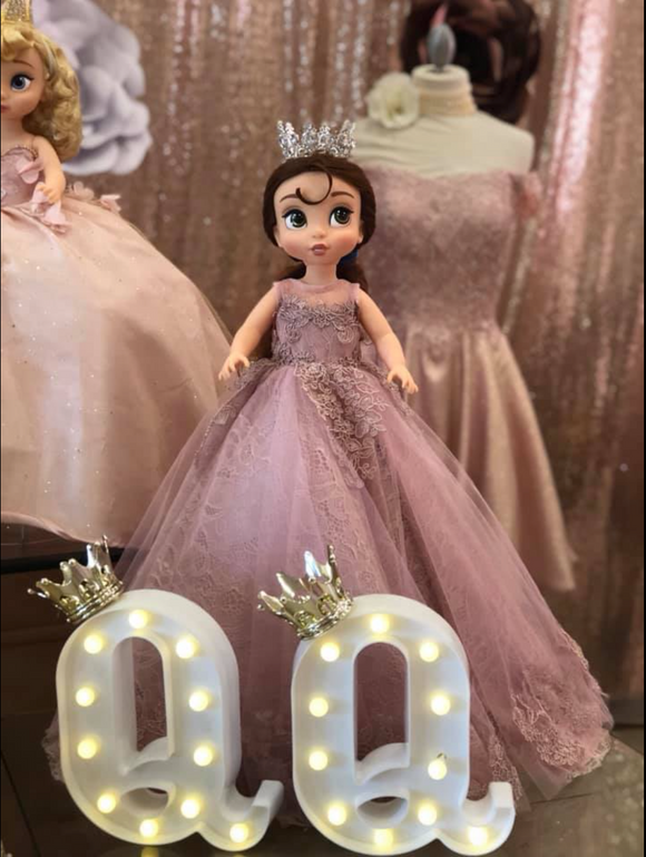 Quinceanera/Sweet 16 Doll