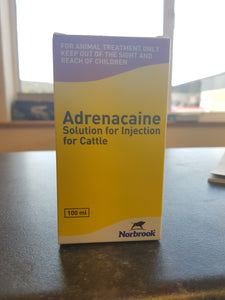 Adrenacaine 100ml