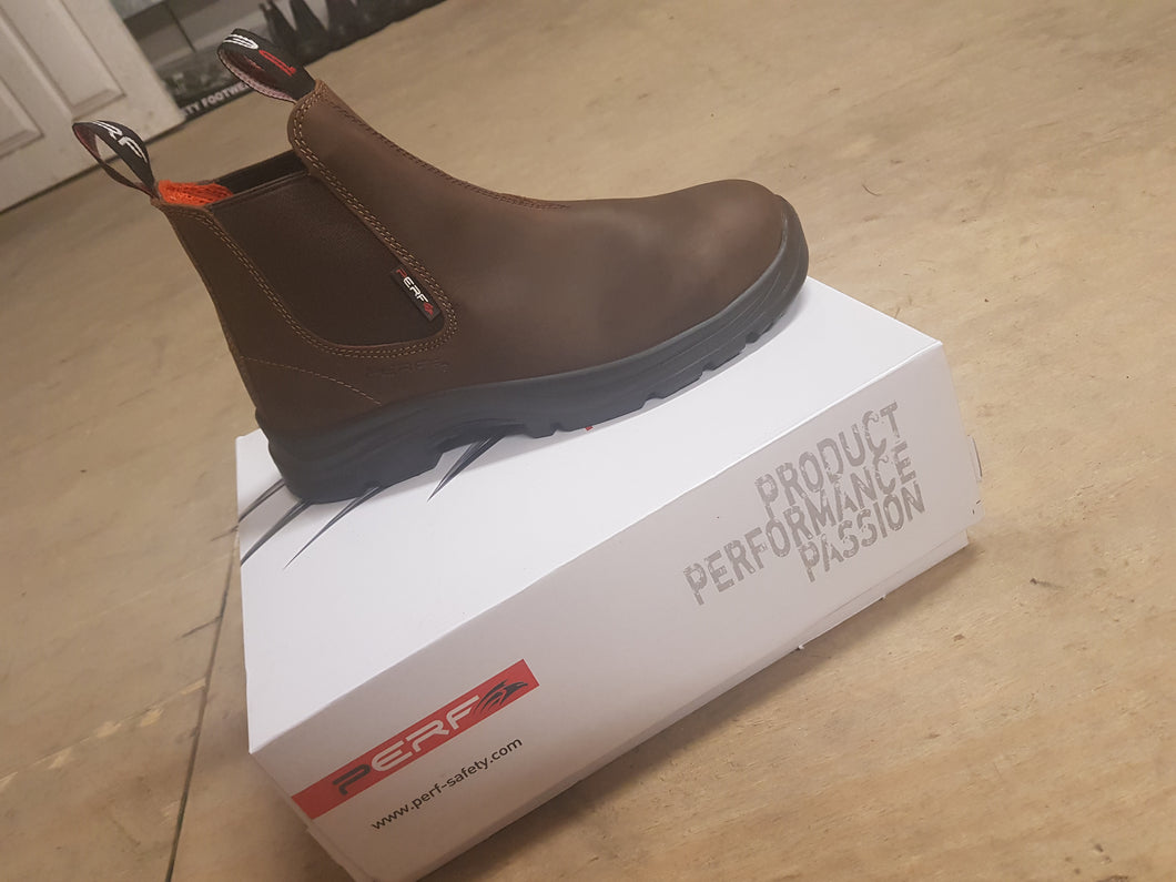 Perf Safety boot