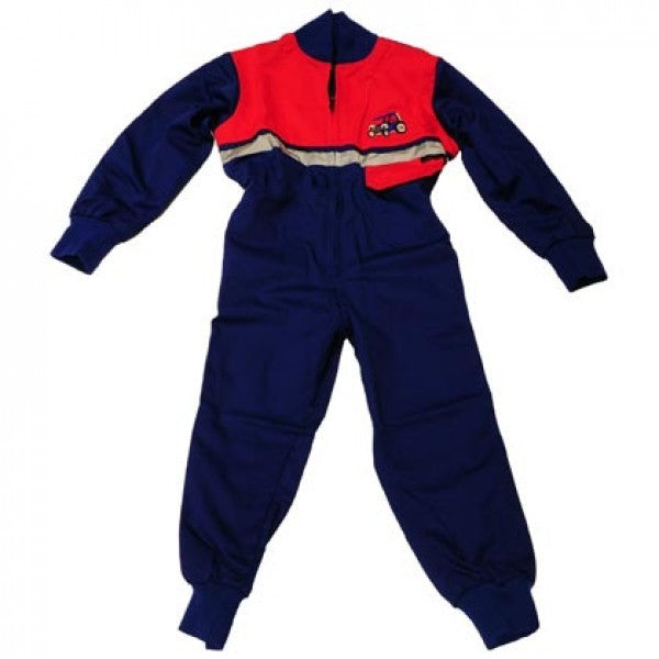 Kids Hi-Vis Junior Tractor Boilersuit