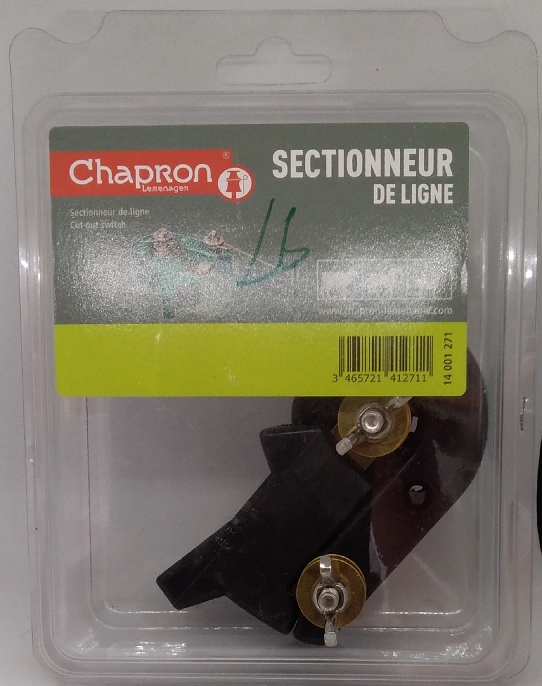 Chapron Cut out Switch