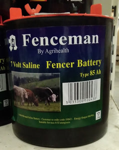 Fenceman Fencer Battery - 7V 85Ah