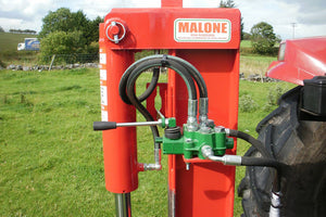 Malone Log Splitter - POA