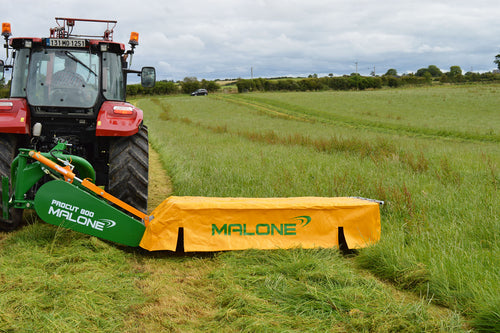 Malone Mounted Disc Mower - POA