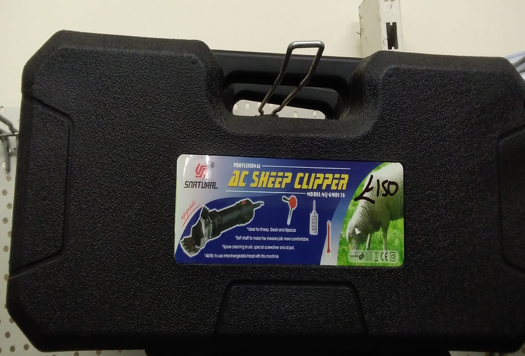 DC Sheep Clipper